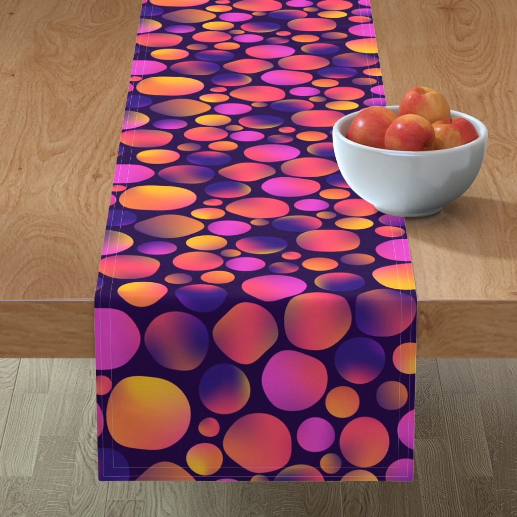 Minorca Table Runner featuring pat1 by sandystorm