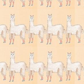 Llama, Llama, Bing, Bing