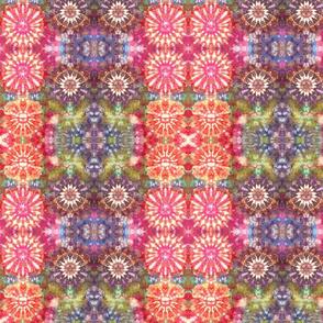 Kaleidoscope Burst Garden