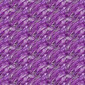 Purple Fluid Marble--small