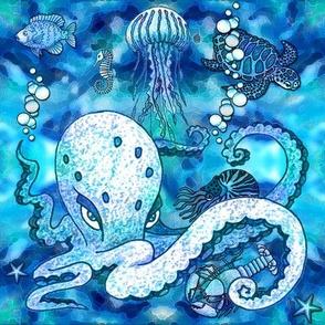 The Octopus's Dinner