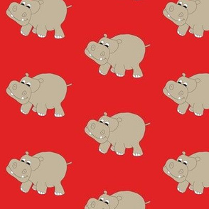 """Red Hippo 3"""""""