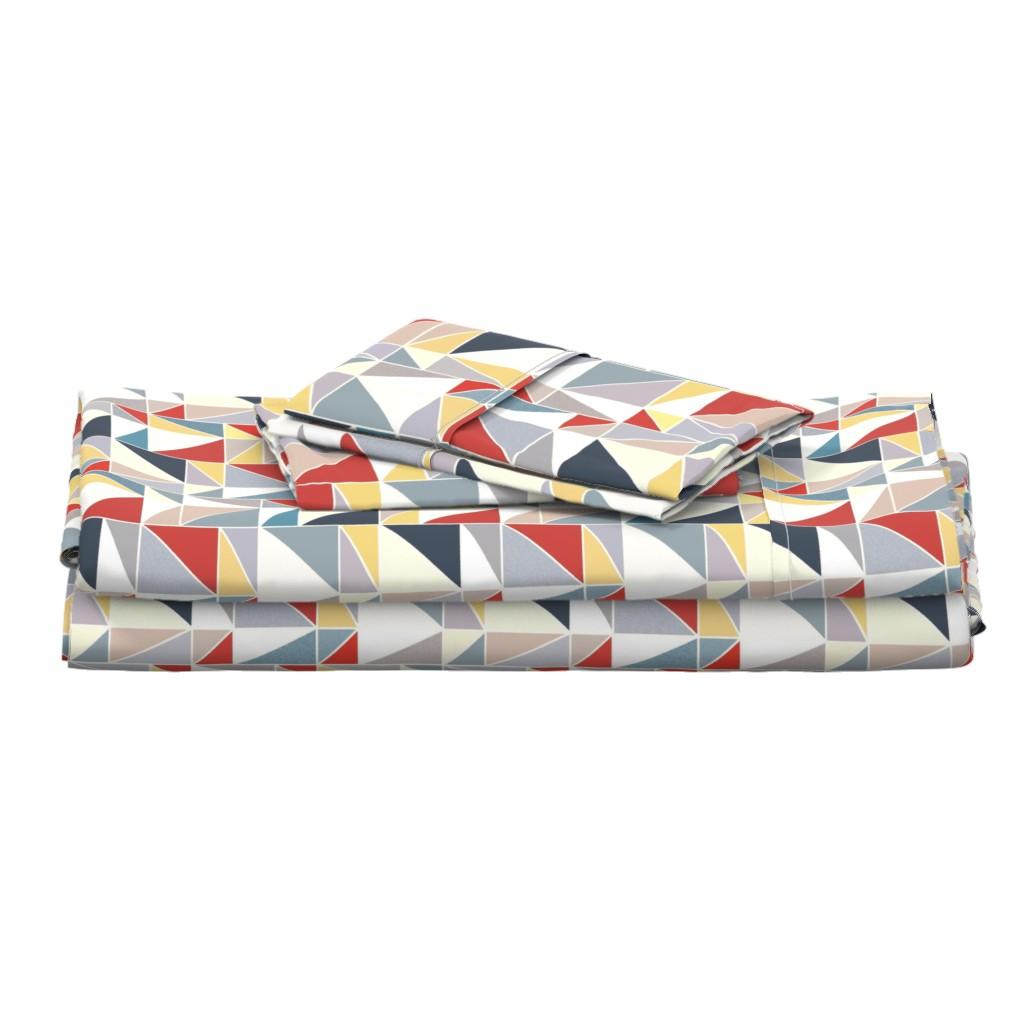 Langshan Full Bed Set featuring Regentag by ormolu