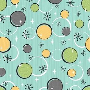 Happy Dots (Blue)