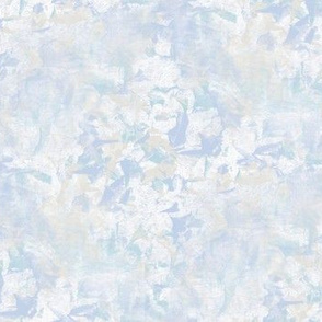Elegant Harlequin Blue And Silver Complimentary