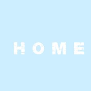 HOME - sky blue