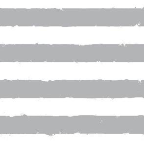 distress stripe flatitude pale gray white