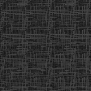 Dark Charcoal Woven texture