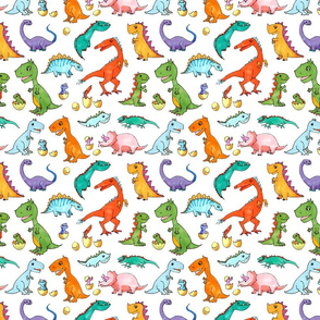 Dino Families