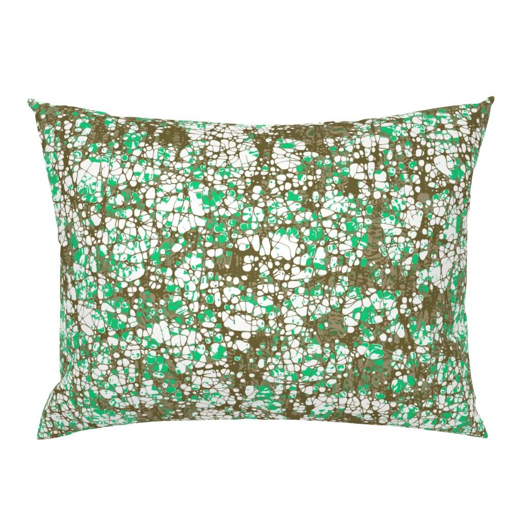 Campine Pillow Sham featuring Daydream - Oregon by ormolu