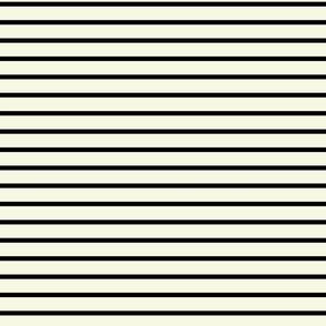 Black _ cream broad thinnest stripe horozontal-01