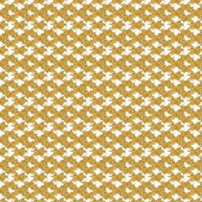 Gold Rush White Background