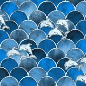 Wave Jumpers (Blue)