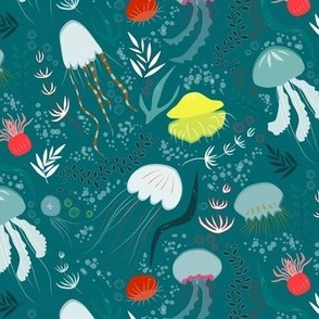 Jellyfish Party