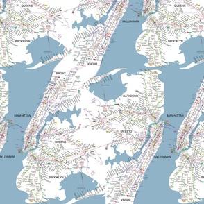 NYC Subway Map 2.0