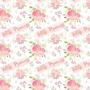 Little princess floral with more flowers