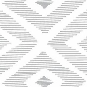 Ikat Gray (horizontal )