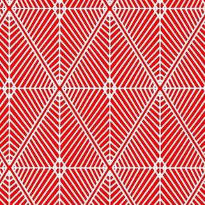Rhombus Red