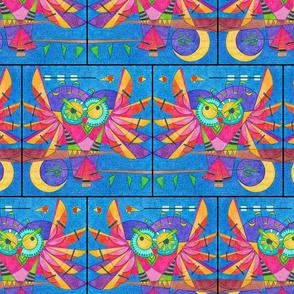 Bauhaus Owl