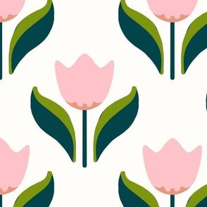 Four Seasons - Spring - Tulips #15 - large