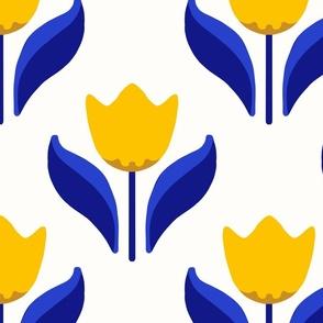 Four Seasons - Spring - Tulips #16 - large