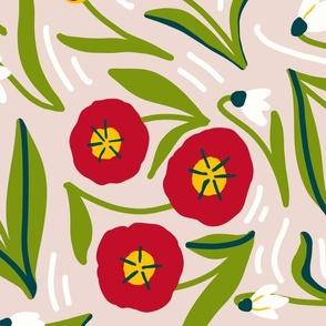 Four Seasons - Spring - Tulips #14 - large