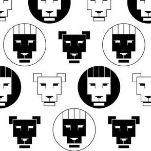 leo Heads Bauhaus