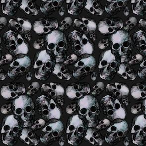 Large wicked skulls