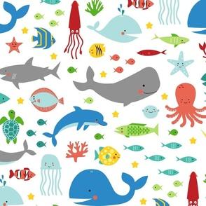 Ocean Cuteness