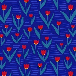 Four Seasons - Spring - Tulips #1