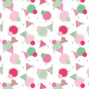 Watermelon circles