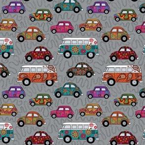 Groovy Vehicles