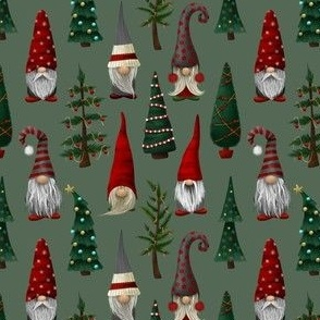 Christmas Gnomes - Small