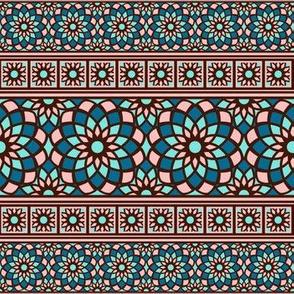 Arabic Border Ornament