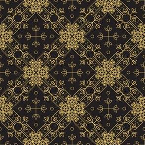 Royal Arabic Vintage Pattern