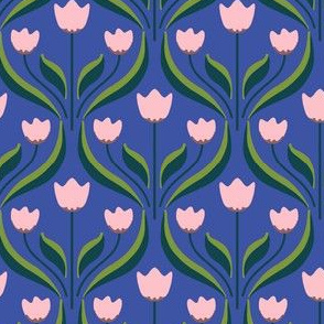 Orchid and Navy - 03