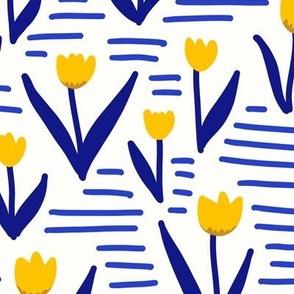 Four Seasons - Spring - Tulips #12 - large