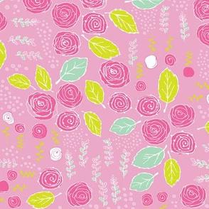 Belles Fleurs - Enter the Rose Garden 02