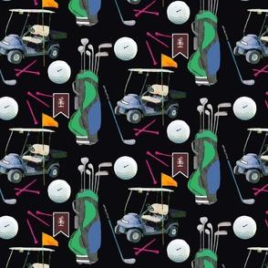 Golfing on My Mind