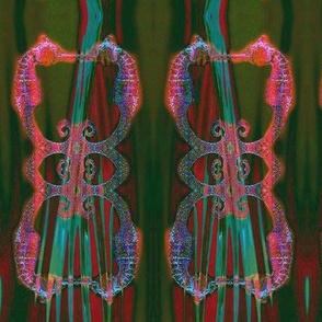 searhorse dreams neon