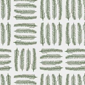 Pine Needle Checker II_Iveta Abolina