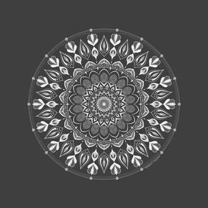 Fuck This (O'Keefe) - mandala