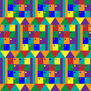 Geomatric pattern