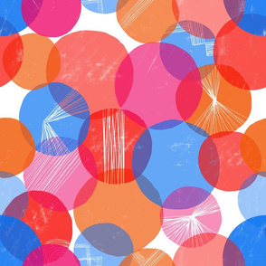 Bauhaus Bubbles - by Kara Peters