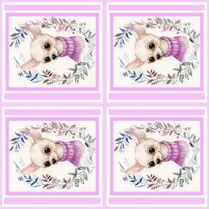 minky girl 2