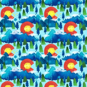 Colorado Sun and Splash