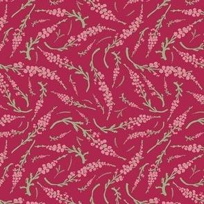 Wildflower Dark Pink