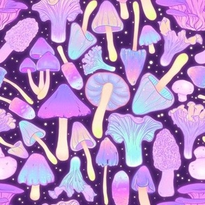 Spooky Mushroom Hunt 2X