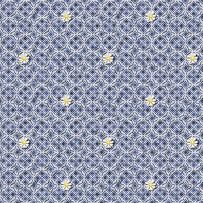 Tiles and Daisies