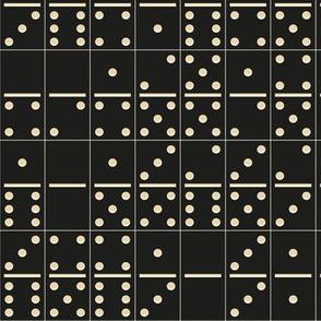 black Bones Dominoes